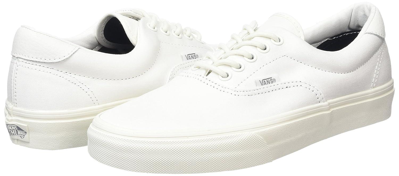Vans Era Unisex-Erwachsene Niedrig-Top Sneakers Mono) Weiß (Gold Mono) Sneakers 303e61