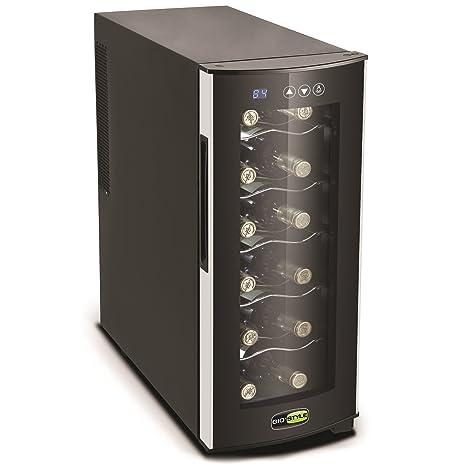 Gio Style GYSCF33 Cantinetta frigo Senza compressore, Classe A, 33 Litri,  Nero