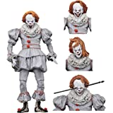 """NECA - IT - 7"""" Scale Action Figure - Ultimate Well House Pennywise (2017)"""