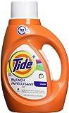 Tide Plus Bleach Alternative Safe on Colors HE Turbo Clean Liquid Laundry Detergent, Original Scent, 1.36 L (29 Loads)