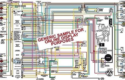 1962 ford falcon wiring diagram classic car wiring 1965 ford falcon color wiring diagram 18 x 24  classic car wiring 1965 ford falcon