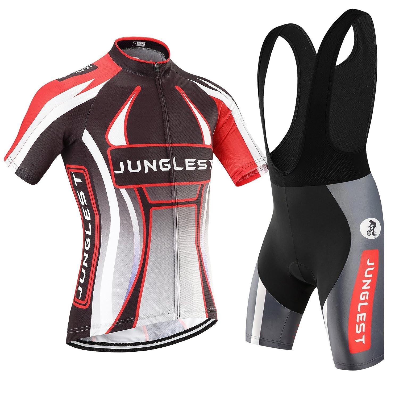 Cycling Jersey Set Wen半袖( S ~ 5 X L、オプション:よだれかけ、3dパッド) n31 B00TCKRTAS (Chest 38-40inchs)|種類: セット(ブラック前掛け) 種類: セット(ブラック前掛け) (Chest 38-40inchs)