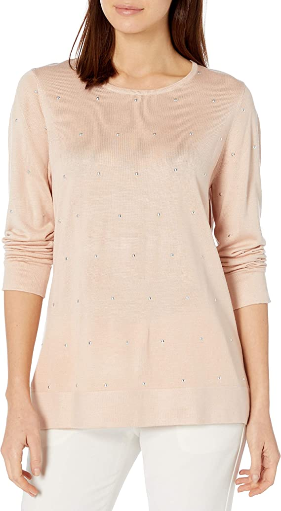Calvin Klein 卡尔文克莱因 CK 女式针织衫 3.2折$22.18起 海淘转运到手约¥187