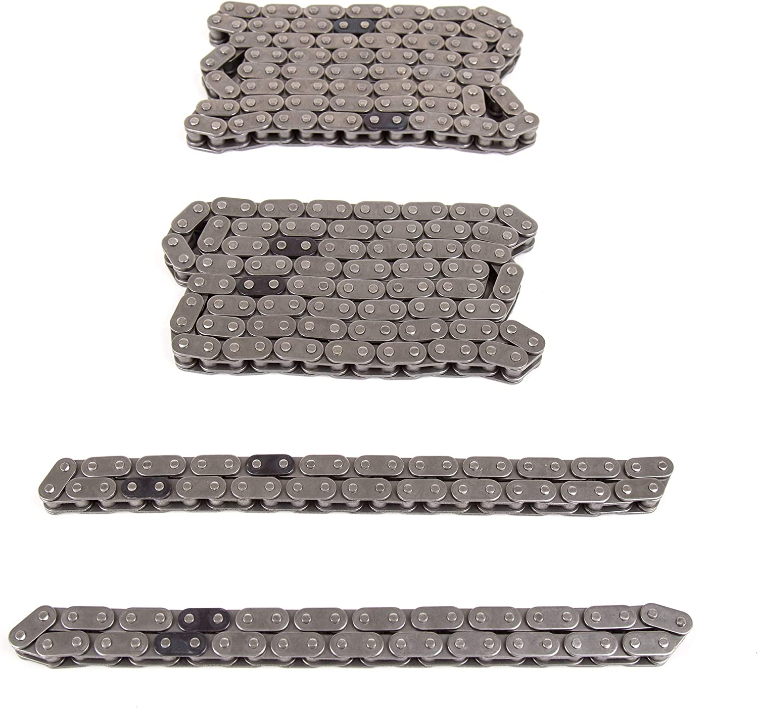 Evergreen TK2056L Timing Chain Kit Fit 09-17 Lexus LX570 Toyota Land Cruiser Sequoia Tundra 3URFE Evergreen Parts and Accessories