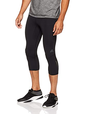 autentico amazon Prezzo del 50% adidas - Supernova Tight, Leggings Sportivi Uomo