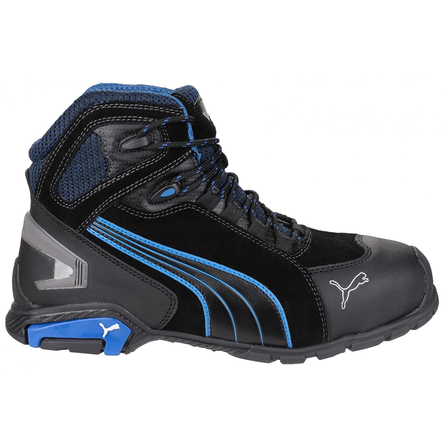 df77b68b359e0e Puma Safety Amsterdam Mid Mens Safety Boots  Amazon.co.uk  Shoes   Bags