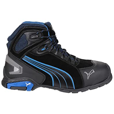90cab9c6b2b2e0 Puma Safety Rio Mid Mens Safety Boots  Amazon.co.uk  Shoes   Bags