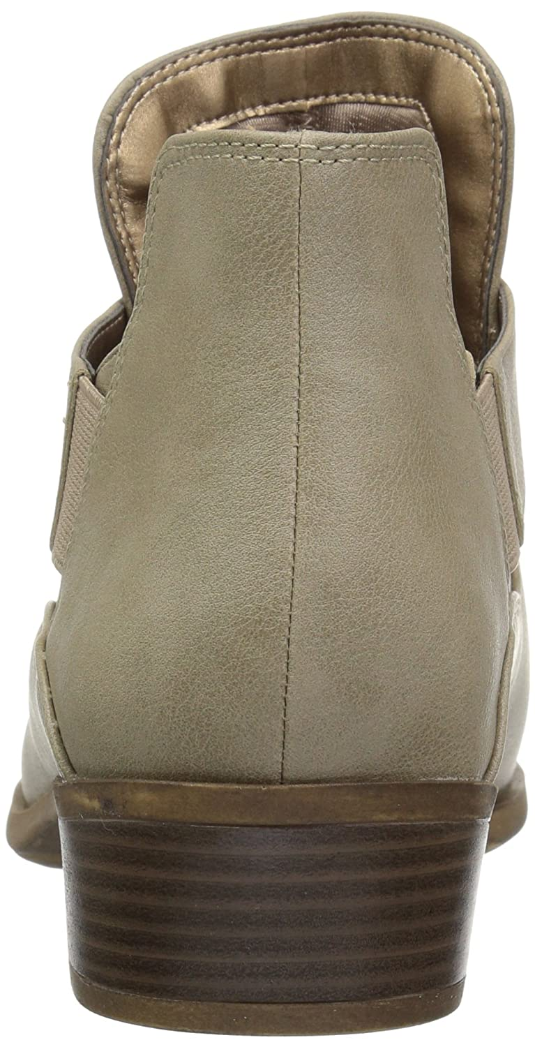 LifeStride Women's Able 8 Ankle Bootie B06Y2KV9TJ 8 Able W US|Taupe 618d72