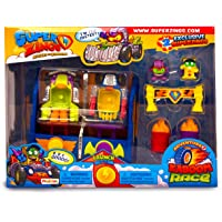 Superzings MBXPSZPA214IN00 Kaboom Race Adventure 2, Multicolor