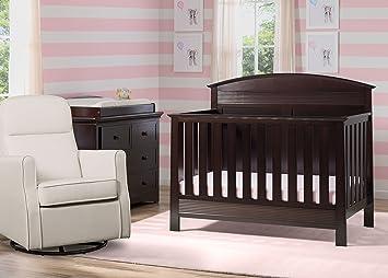 Amazon.com : Serta Ashland 5-Piece Nursery Furniture Set (Serta ...