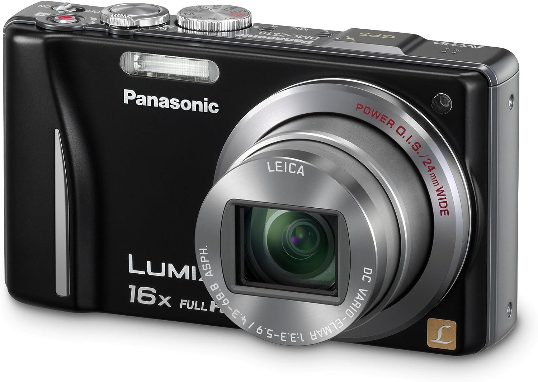 Amazon.com: Panasonic Lumix DMC-ZS10 14,1 MP cámara digital ...