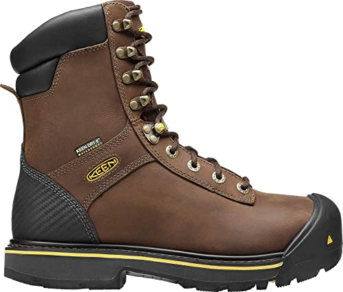 c53bda455a0 KEEN Utility - Men's CSA Abitibi Waterproof (Steel Toe) Work Boots