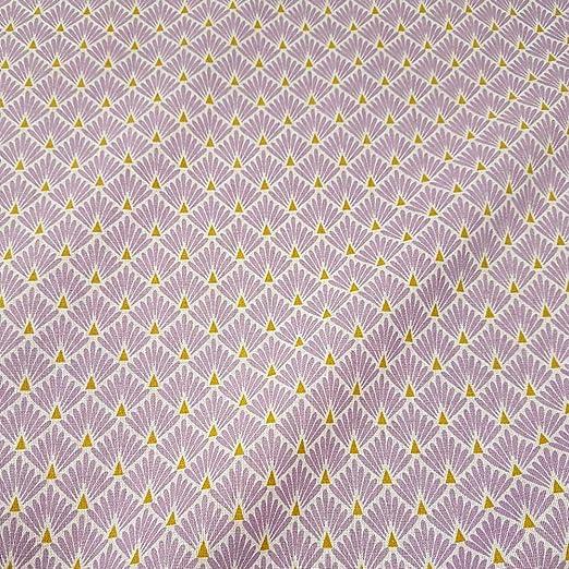 Werthers - Tela de algodón por metro japonés, diseño de rombos ...