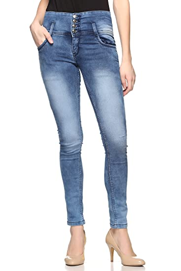 1621f37dc78 Fasnoya Women Skinny Fit Jeans (j8831a-26