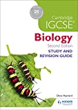 Cambridge IGCSE Biology Study and Revision Guide 2nd edition