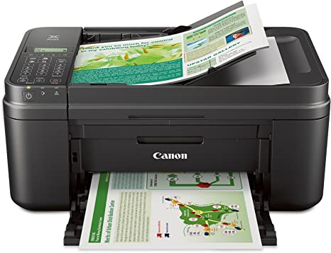 Canon MX492 Black Wireless All-IN-One Small Printer with Mobile or Tablet Printing, Airprint and Google Cloud Print Compatible