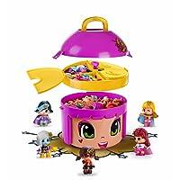 Pinypon Muñeca Container Superheroes