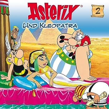 asterix und kleopatra kuchen