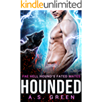 Hounded (Fae Hell Hound's Fated Mates Book 1)
