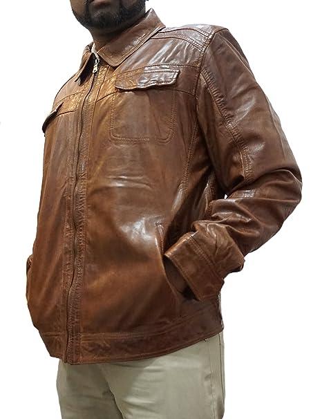 release date: 36cf1 d4fa1 MISSANI LE COLLEZIONI Antique Naked Lamb Leather Jacket ...