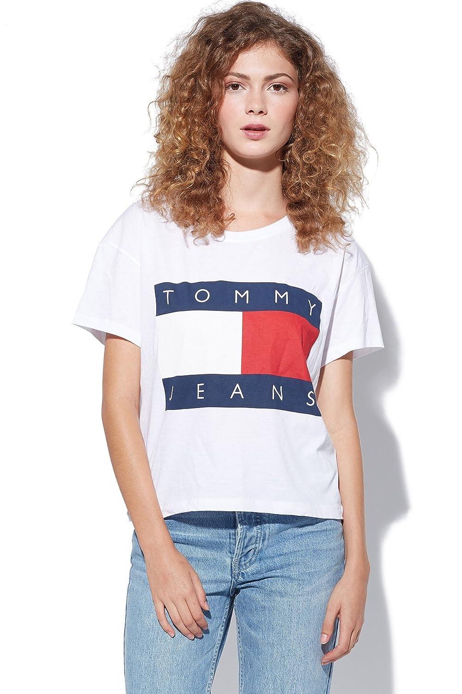 96ca6119 Tommy Jeans T Shirt Womens Ebay - raveitsafe