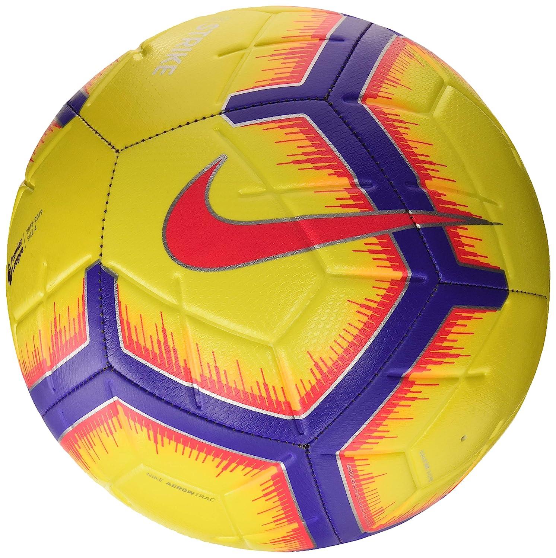 Nike Pl Nk Strk-fa18 Balón de fútbol, Unisex Adulto: Amazon.es ...