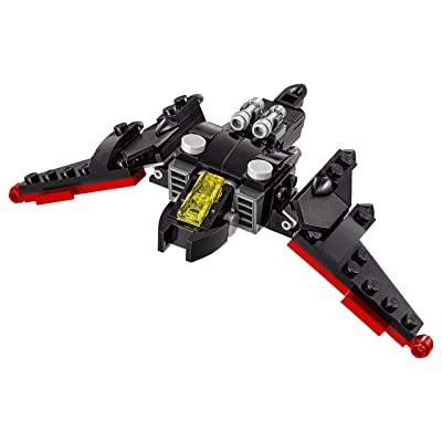 LEGO the Batman Movie Polybag - the Mini Batwing (30524): Toys & Games