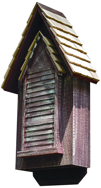 Heartwood 010B Victorian Bat House