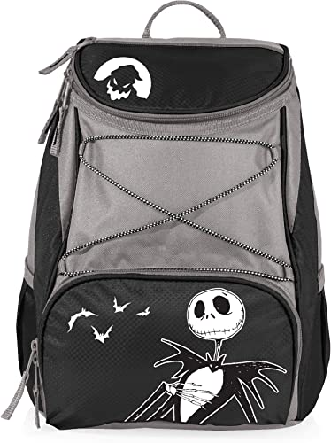Disney Classics Nightmare Before Christmas Jack PTX Cooler Backpack, Black