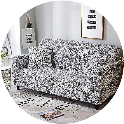Amazon.com: better-caress Sofa Cover Stretch Cotton All ...