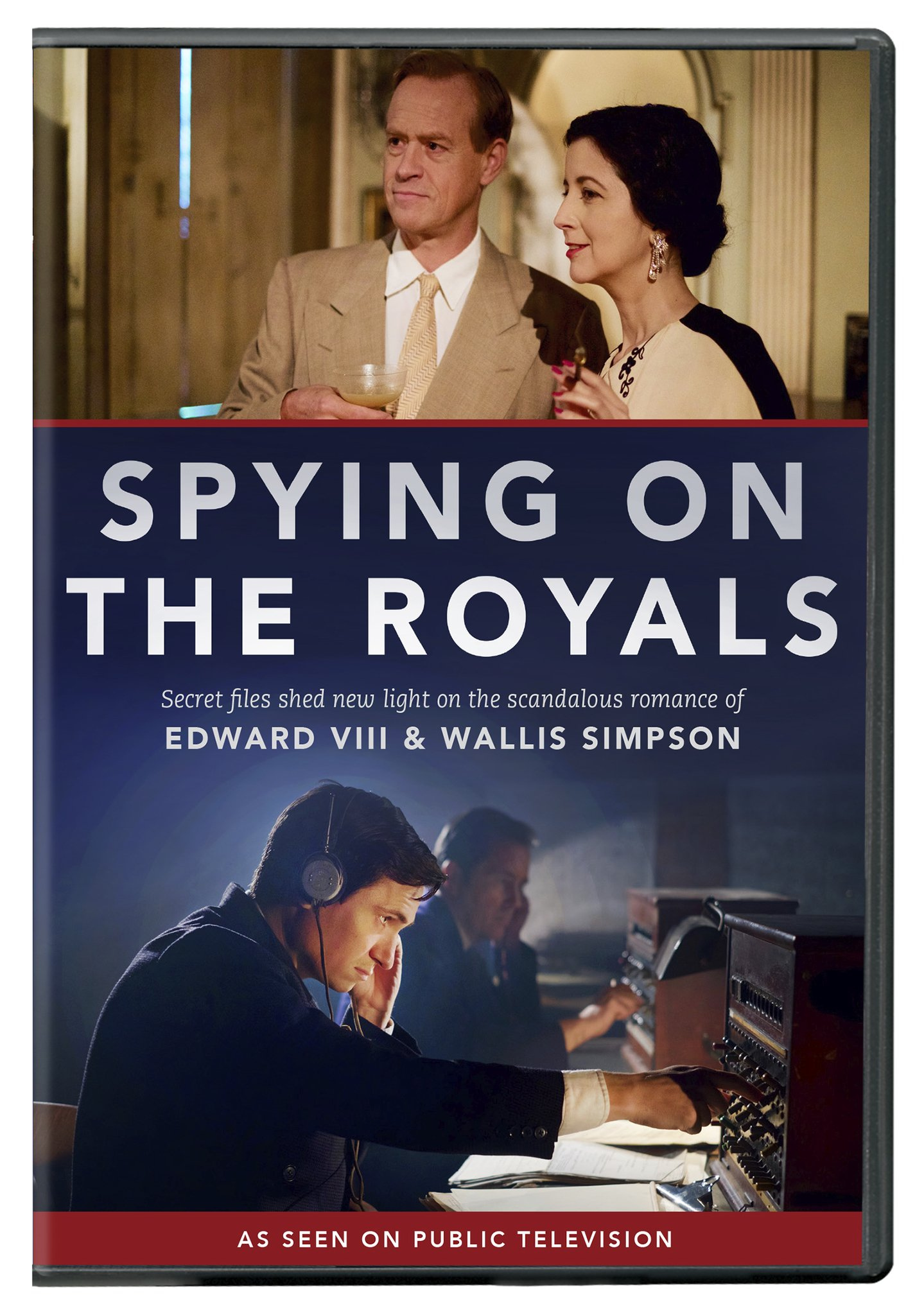DVD : Spying On The Royals (DVD)