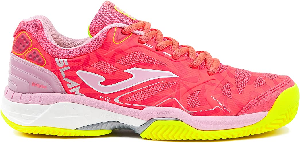 Joma Chaussures Femme Slam 810 T: Amazon.es: Zapatos y complementos
