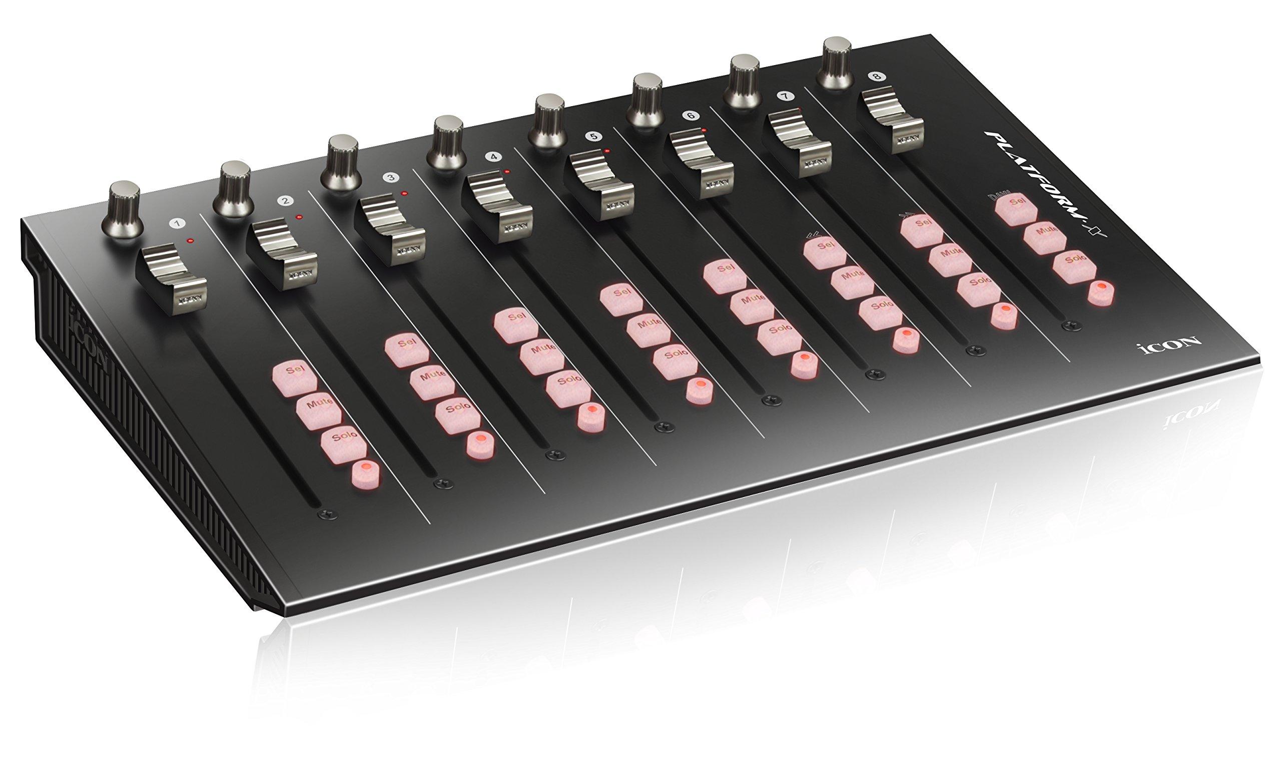 Icon Pro Audio ICOC-PLATFORMX Platform X DAW Control Surface
