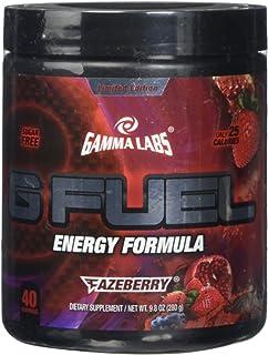 Amazon.com: G Fuel Fruit Punch Tub (40 Servings) Elite Energy and ...