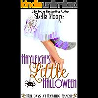 Hayleigh's Little Halloween book cover