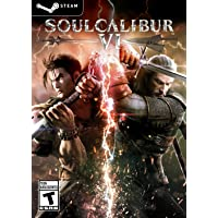 Deals on Soulcalibur VI for PC Digital