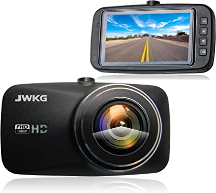 "LCD 2.7/"" HD 1080p Dash Cam Night Vision Wide Angle Car DVR Car Camera G Sensor"
