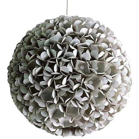 Grey Pearl Flower, proyección pantalla para lámpara lámpara ...