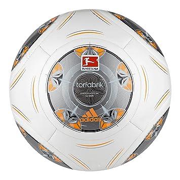 adidas - Balón de fútbol, Color Blanco y Plateado, Color Wht ...