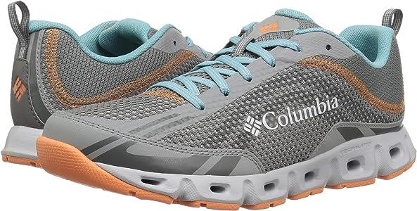 Columbia Drainmaker IV, Zapatillas de Senderismo para Mujer, Beige ...