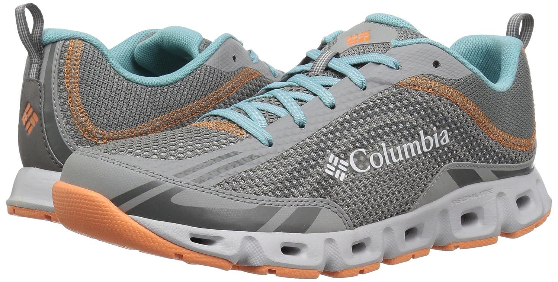 Columbia Women's Drainmaker IV Water Shoe B073WG4PHM 5.5 B(M) US Monument, White