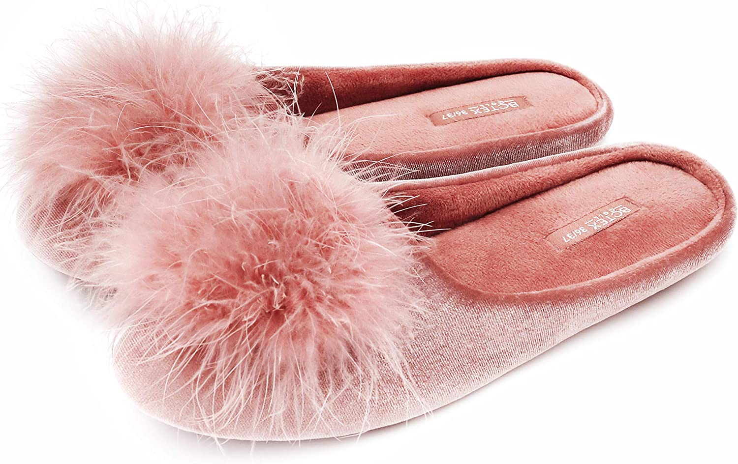 The Best Velvet Home Slipper