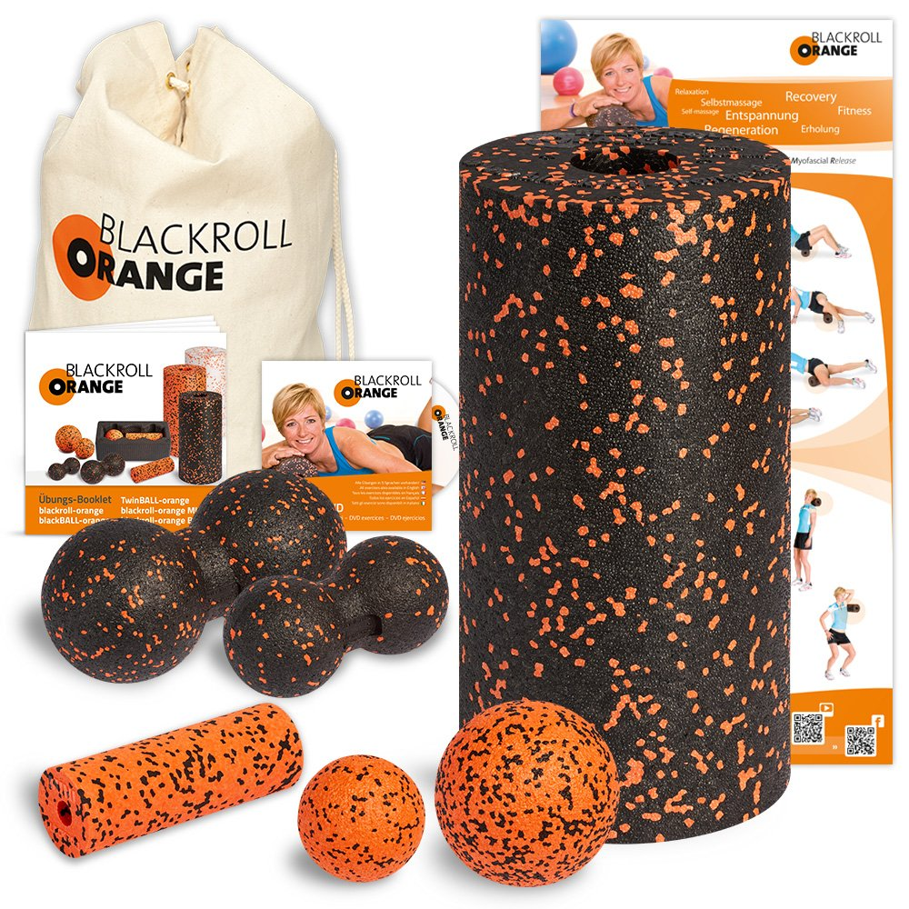 Blackroll Orange Komplettset bei amazon kaufen