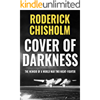 Cover of Darkness: The Memoir of a World War Two Night-Fighter (Memoirs from World War Two)