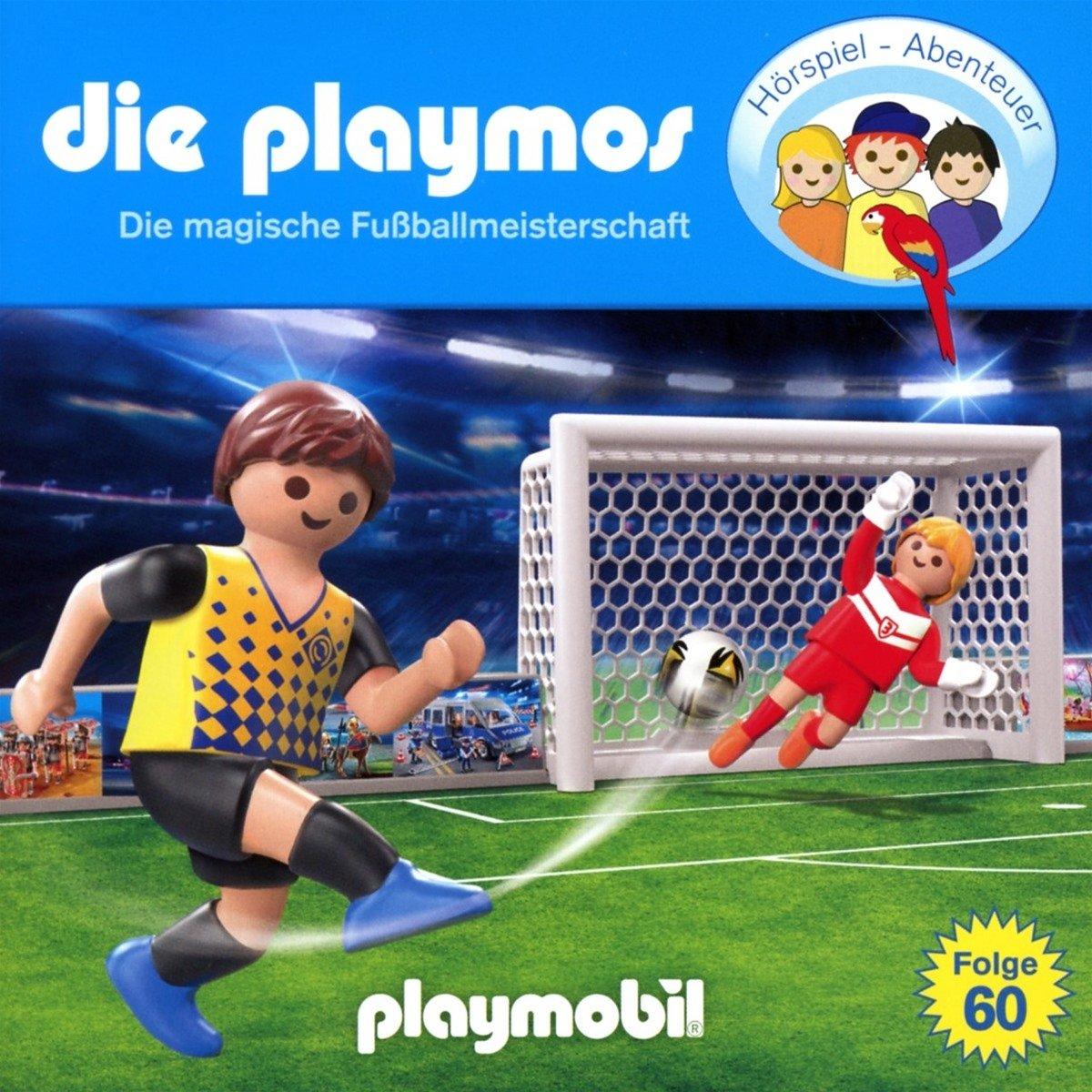 Die Playmos - Folge 60: Die magische Fußballweltmeisterschaft ...