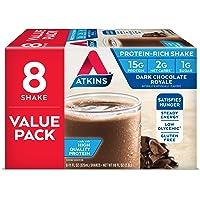 3-Pack (3*8 Count) Atkins Gluten Free Protein-Rich Shake