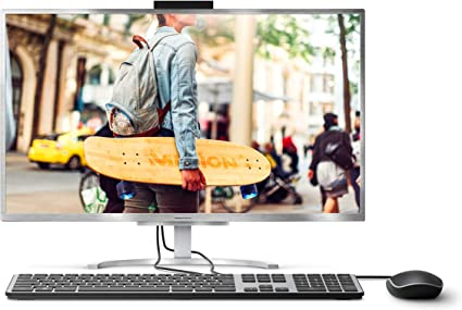 MEDION AKOYA E23401 All-in-One PC - Ordenador sobremesa Todo en ...
