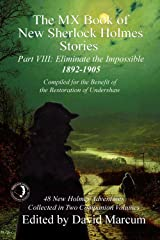 The MX Book of New Sherlock Holmes Stories - Part VIII Kindle Edition