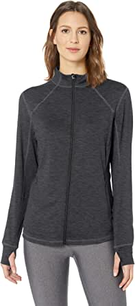 Amazon Essentials Brushed Tech Stretch Full-zip Jacket - sweaters Mujer