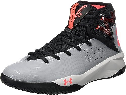 Under Armour UA Rocket 2, Zapatillas de Baloncesto para Hombre ...